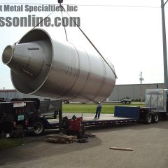 SMS Stainless Steel Project Sample 6