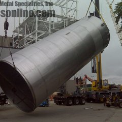 SMS Stainless Steel Project Sample 11