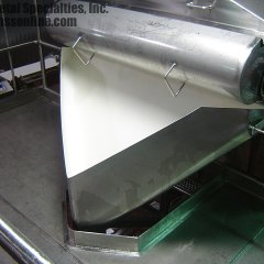 SMS Stainless Steel Project Sample 3